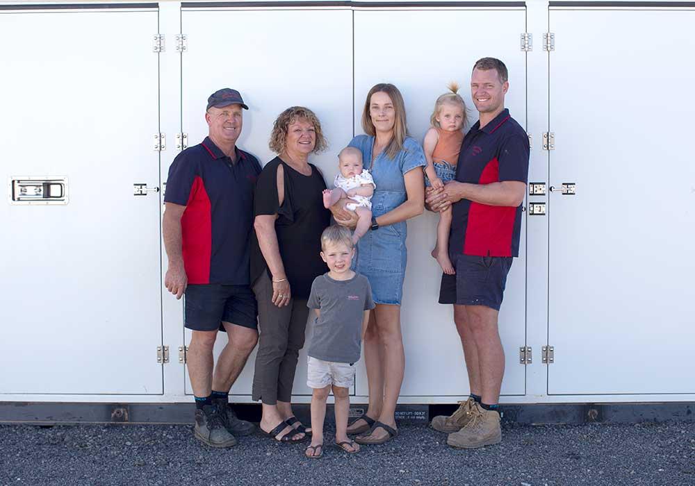 See the best self storage team in Ballarat