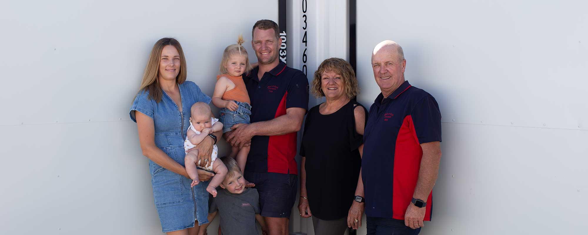 Local self storage Ballarat owned