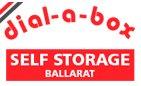 Ballarat Self Storage by Dial A Box Logo